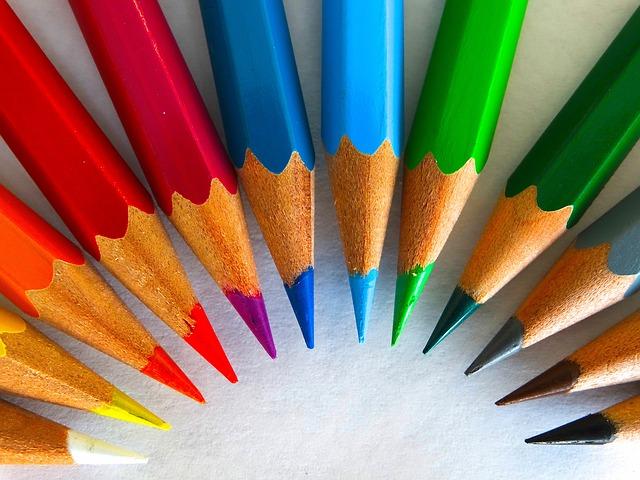 Vplyv farieb na naše životy a zdravie
