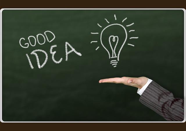 Ak máte skvelé nápady, no problém sich realizovaním